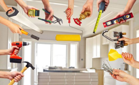 Где в Харькове заказать ремонт квартиры?