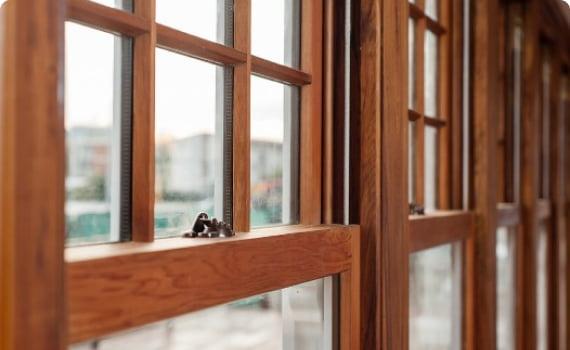 Реставрация деревянных окон. SOS24 Киев
