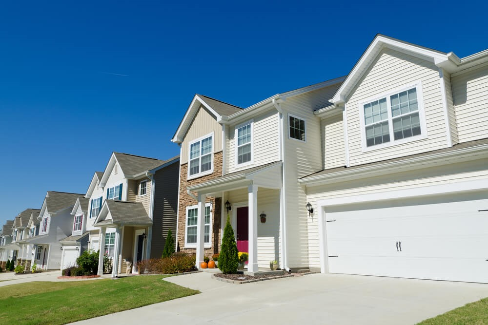 Как делают ремонт домов в США